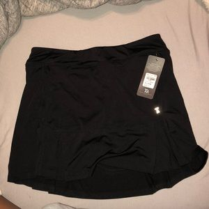 Dresses & Skirts - black tennis skirt